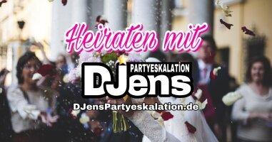 Hochzeit DJ - Heiraten mit DJens - DJens Lingen, Emsland